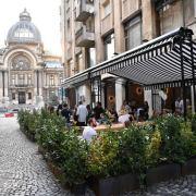 Din Londra în București : Le Bab alege ca primă destinație internațională Calea Victoriei!
