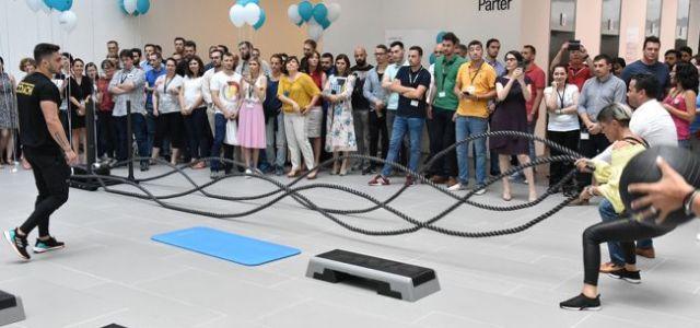 Bodyshape a lansat prima sala de sport pentru angajații Groupe Renault Romania