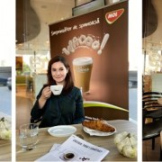Interviu la cafea – Maria Chelemen, MOL Romania: Ritualul meu implica cel putin doua cafele de dimineata!