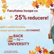 Back to University – Vitacom Electronics vine cu o campanie dedicata studentilor