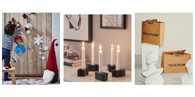IKEA lansează trei colecții noi în această toamnă
