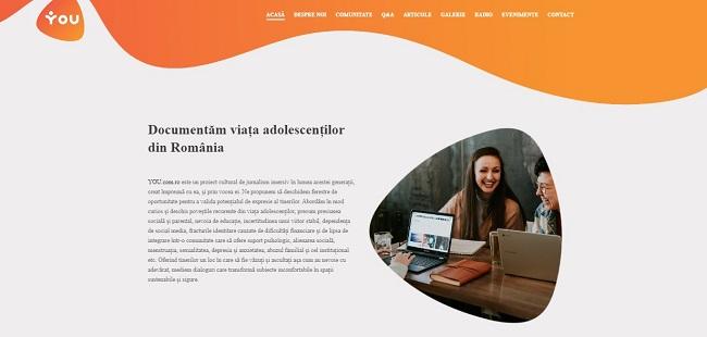 Asociația Varyafin și Project Youth anunță lansarea platformei YOU.