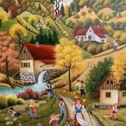 The Grand Heritage – Arta naivă, văzută prin ochii plini de candoare ai artiștilor populari