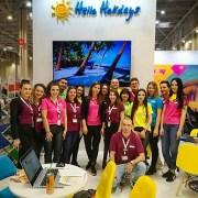 Hello Holidays a înregistrat 1.200 rezervări pentru vacanțe la Târgul de Turism al României