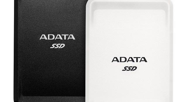 ADATA lansează SSD-ul extern subțire și portabil SC685