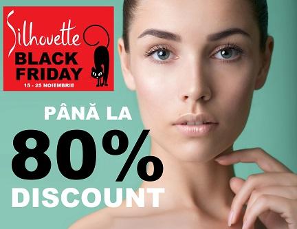 Black Friday la tratamentele de înfrumusețare Silhouette. Reduceri de până la 80%!