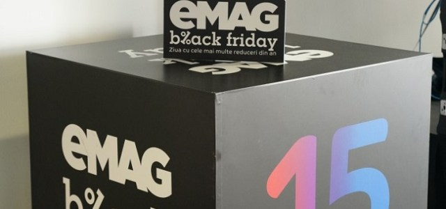 Black Friday la eMAG: Ferrari GTC4 Lusso în ofertă, cafea la Starbucks, dar și bilete la parcuri de distracții