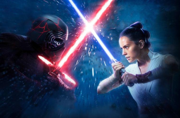 Star Wars: Skywalker – Ascensiunea. Un film ca un roller coaster.
