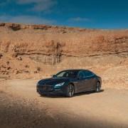 Maserati prezintă seria specială Royale:un omagiu contemporan adus moștenirii tridentului