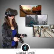 Start-up-ul Immersive Factory atrage o finanțare de 1 milion de Euro