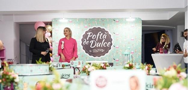 Pastry Chef Simona Pope semnează Poftă de Dulce, noua linie de cofetărie și patiserie Cooking by HEINNER