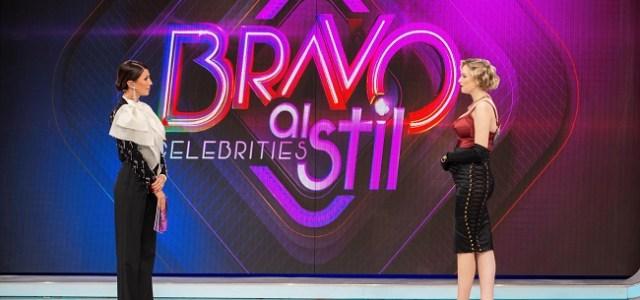 "Gina Chirila a părăsit ""Bravo, ai stil! Celebrities"". Intră Alexandra Ungureanu!"