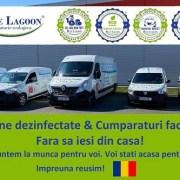 Blue Lagoon Clean lansează un serviciu prin care să își susțină business-ul și angajații pe perioada epidemiei de Coronavirus