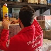 Domestos donează către Crucea Roșie Românăproduse în valoare de peste 70,000 euro