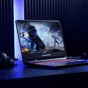 Acer anunță noile notebook-uri de gaming Predator Triton 500 și Nitro 5 echipate