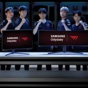 Samsung face echipă cu Global Esports Organization T1 ca partener oficial în Display-uri