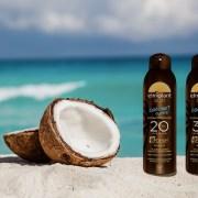elmiplant lansează noile uleiuri spray protectoare Coconut Oasis