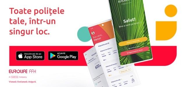 Eurolife FFH lansează prima sa aplicație de mobile
