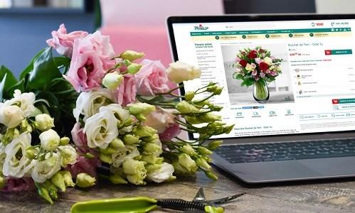De Sfânta Maria, 20% dintre flori sunt livrate în destinații neobișnuite