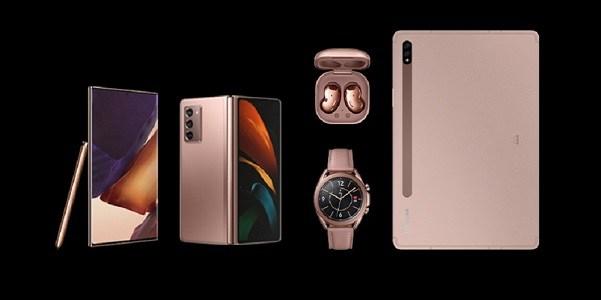 Samsung dezvăluie cinci noi dispozitive Galaxy