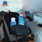 Olympus lanseaza primul iaurt cu specific grecesc de baut de pe piata din Romania