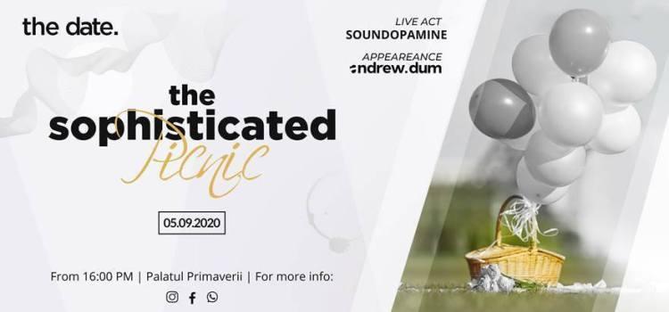 """""""The sophisticated picnic"""" la Palatul Primăverii,o soluție inovatoare de going out rafinat în pandemie"""