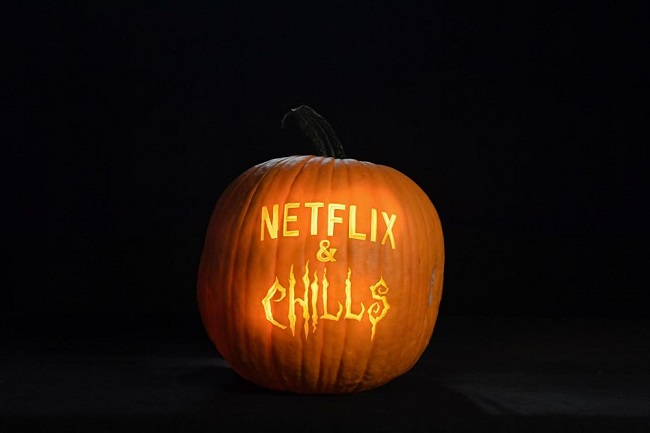 NETFLIX & CHILLS: stream, scream, repeat!