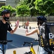 Afaceri de 250.000 de euro pe fondul contextului pandemic pentru BeeFast