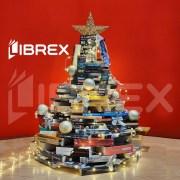 Librex: Romanii au daruit peste 100.000 de carti in luna decembrie