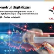 Studiu Valoria: Multe industrii fac abia primii pași în digitalizare