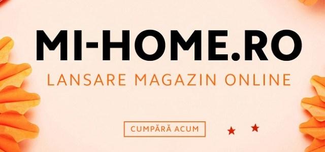 Mi-Home.ro s-a lansat in Romania