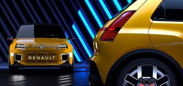"""Renault face trecerea către o nouă eră și lansează propriul său """"Nouvelle Vague"""""""