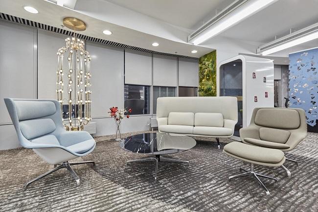 Tendințele în amenajările de birouri ergonomice