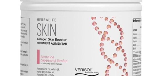 Herbalife Nutrition lansează Collagen Skin Booster