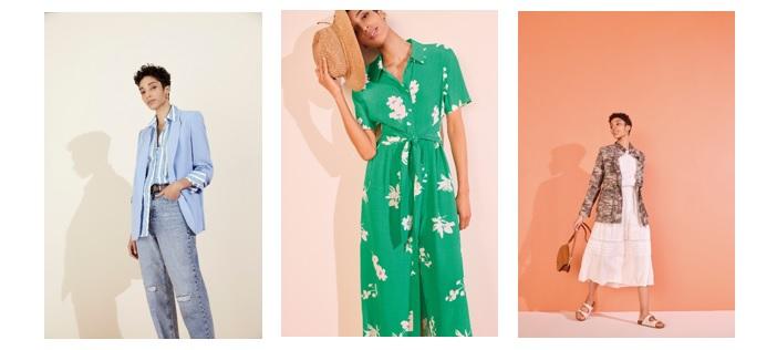 Ținute lejere și versatile în noua colecție de varăde la Marks & Spencer