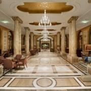 Ana Hotels, investiție de 25 mil. euro în prima etapă a procesului de renovare a Athénée Palace Hilton