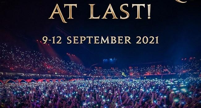 E OFICIAL! UNTOLD 2021 VA AVEA LOC ÎN PERIOADA 9-12 SEPTEMBRIE!