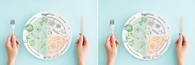 Nestlé lansează VeggiePorția – o metodă nutriționalăpentru mese echilibrate pe bază de vegetale
