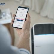 Blueair HealthProtect™ 7400, primul purificator din lume care indeparteaza in proportie de 99,99% virusul SARS-CoV-2 din aerul de la interior