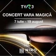 """Niro Investment Group, partener principal al Festivalului Internațional """"Vară Magică"""", pentru al treilea an consecutiv"""