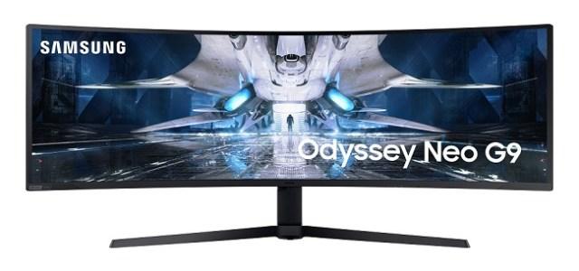 Samsung dezvăluie viitorul jocurilor video cu Odyssey Neo G9