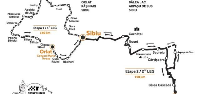 Transylvania Classic 2021: raliu de regularitate pe cele mai frumoase drumuri din județul Sibiu
