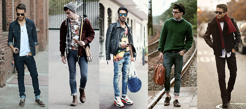 Menswear Denim Trends