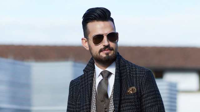 20 best slicked back hairstyles for men - the trend spotter
