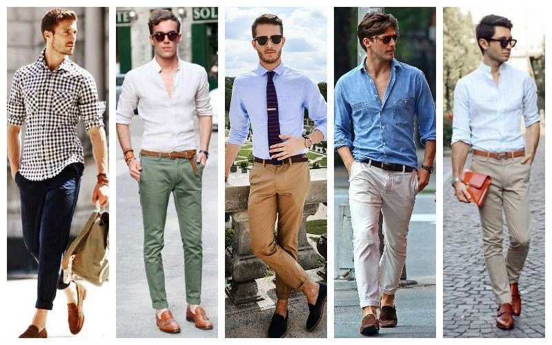 What to Wear With Chinos
