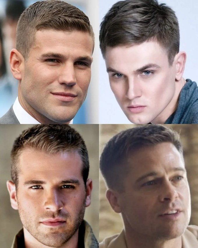 10 best short back and sides haircuts for men - the trend
