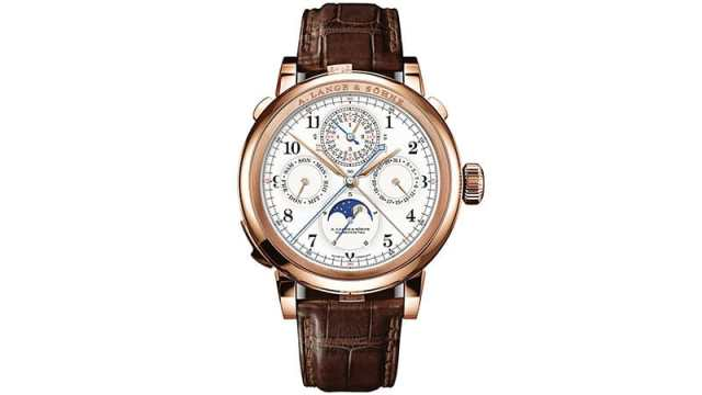 A.-Lange-S%C3%B6hne-Grand-Complication These are the World's Most Expensive Watches
