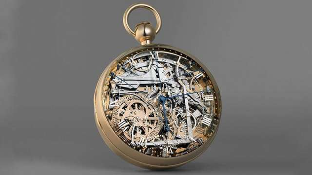 Breguet-Marie-Antoinette-Grande-Complication-Pocket-Watch These are the World's Most Expensive Watches