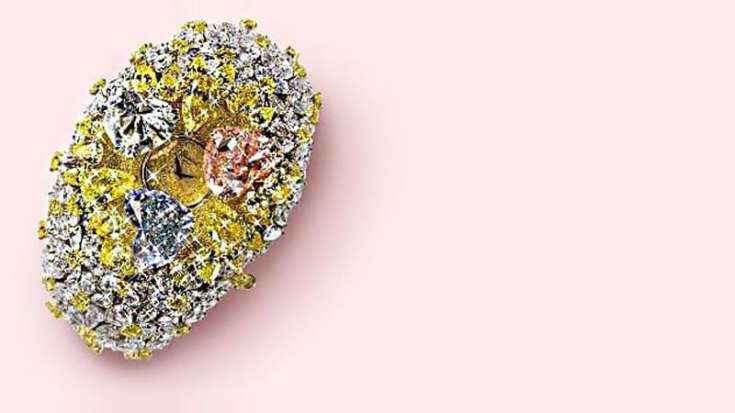 Chopard 201-Carat Watch (2) Top 10 most expensive watches in The world just info check