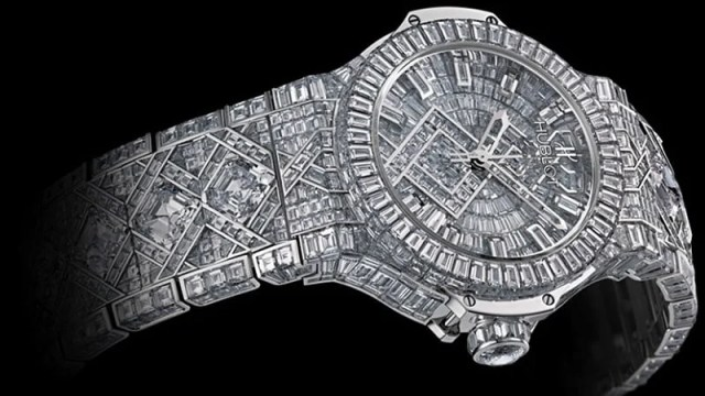 Hublot-Big-Bang These are the World's Most Expensive Watches